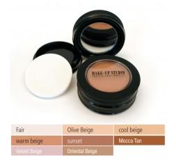Make-up Studio Light Velvet Foundation 8 ml.